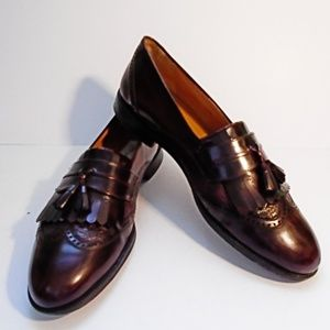 HOST PICK Mezlan Brown Loafers